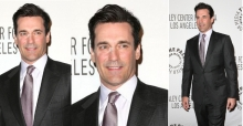 Don Draper, Jon Hamm, de Mad Men y su error de maquillaje