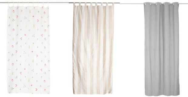 Cortinas de ikea y zara home para oto o invierno 2014 2015 for Cortinas dormitorio zara home