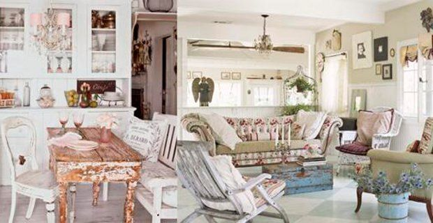 1000 images about shabby living room on pinterest - Decoracion estilo shabby chic ...