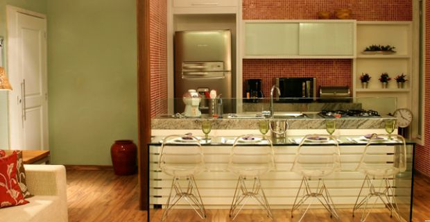 Decorar cocina americana for Barras americanas
