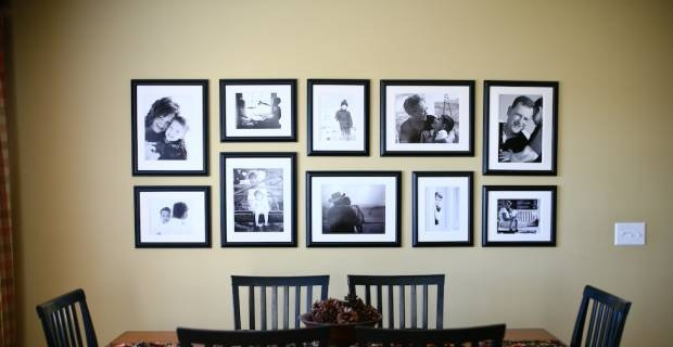 Colgar fotos online en excite es casas - Ideas fotos pared ...