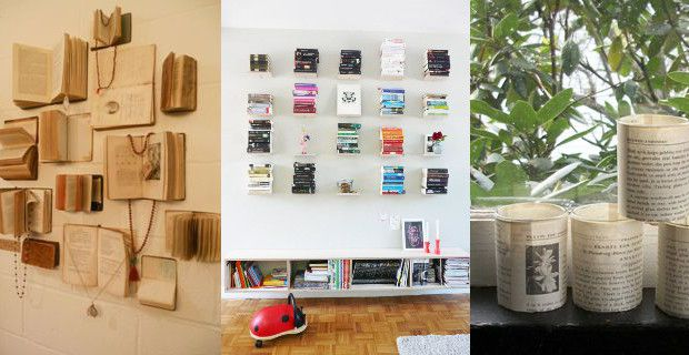 Libros de decoracion de interiores dise os for Decoracion con libros