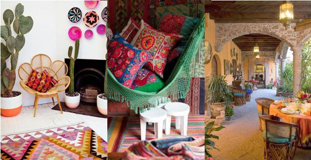 decoracion de interiores estilo rustico mexicano:Mexican Style Decor