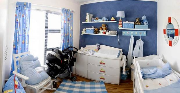 Ideas para decorar una habitaci n de beb for Como decorar la habitacion de un bebe