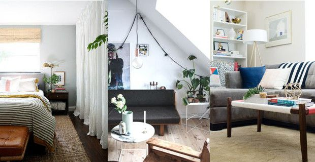 ideas para decorar un piso de estudiantes