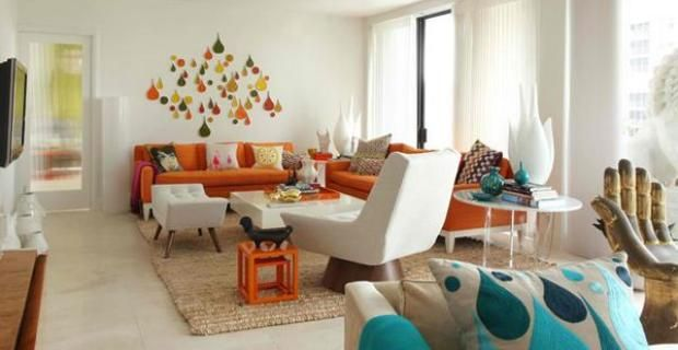Paleta de colores para decorar sal n en 2015 - Ultimas tendencias en decoracion de salones ...