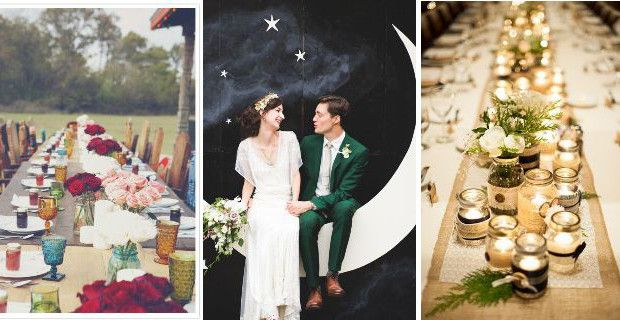 Tendencias 2016 para decorar bodas banquetes y ceremonias for Tendencia decoracion 2016