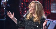 Adele quera comprar casas a todos sus primos