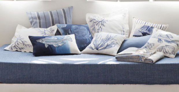 Estilo marinero la tendencia para decorar en verano 2015 for Decoracion hogar tendencias 2015