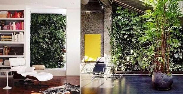 Jardines verticales la tendencia en decoraci n de 2015 for Decoracion hogar tendencias 2015