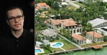 Matt Damon vende su casa de Miami Beach