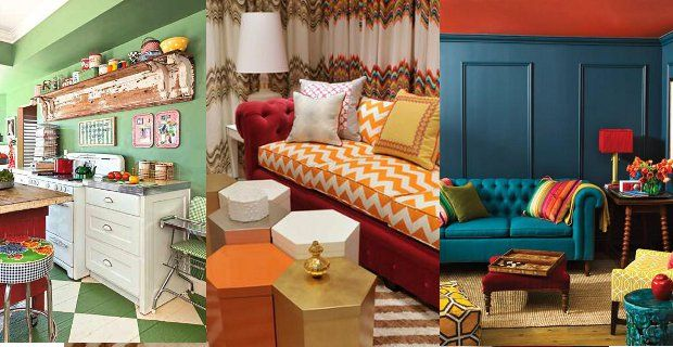 Decoraci n de interiores 2014 2015 tendencias y colores - Tendencias en colores para interiores 2015 ...