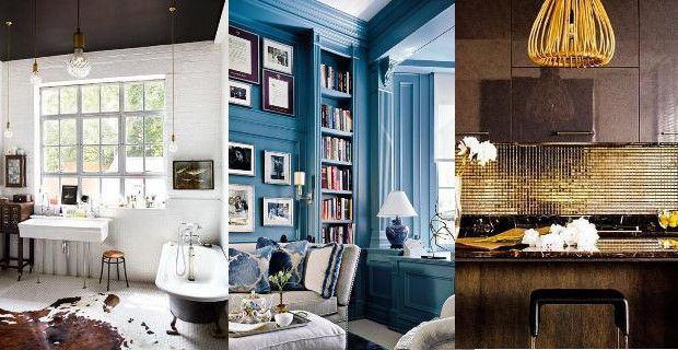 Los dise os y materiales que son tendencia en interiorismo for Decoracion hogar tendencias 2015
