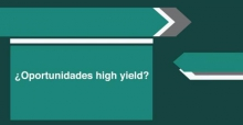 Pros y contras de invertir en fondos high yield