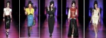 Jean Paul Gaultier se inspira en Amy Winehouse