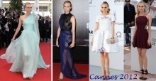 Diane Kruger en Cannes 2012: una leccin de estilo