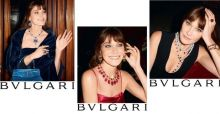 Carla Bruni para Bulgari en su nueva campaña