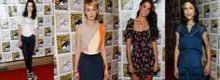 Los looks de cómic de las celebrities