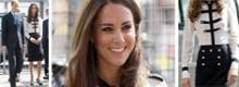 Kate Middleton no repite pero sigue acertando