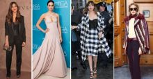 Look de la semana: Sara Carbonero, Dakota Johnson, Olivia Palermo
