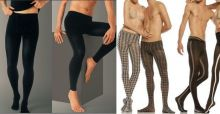 Las medias para hombre: Mantyhose