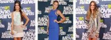 Las mejor vestidas de los MTV Movie Awards