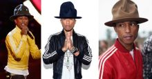 Pharrell Williams y su colección de ropa para Adidas Originals