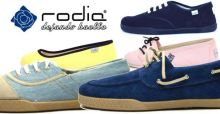 Zapatillas verano 2012 made in Spain by Rodia