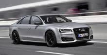 Audi S8 plus, la berlina premium más potente