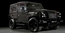 Land Rover Defender Ultima RS, un camión urbano