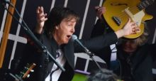 Paul McCartney, antiguo componente de Los Beatles, lanza nuevo disco en 2013 titulado