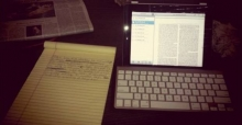 Word en tu iPad con Office Web Apps